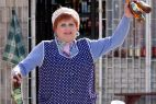 Elżunia zawsze kochała swoją pracę, fot. TVP