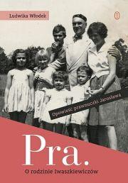 Autorką książki jest prawnuczka Jarosława Iwaszkiewicza