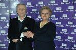 Andrzej Kopiczyński i Anna Seniuk (fot. J. Bogacz/TVP)