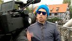Piosenkarz kręci teledysk disco polo w Bydgoszczy