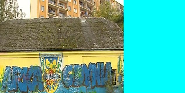 Kibice Lechii i Arki starli się w Gdyni