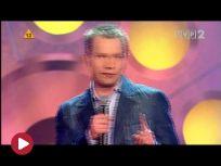 Festiwale - Pojedynek nie na żarty: Irenusz Krosny kontra Tomasz Jachimek [TVP]