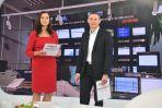 """Prowadzący """"Kawy czy Herbaty"""" (fot.J.Bogacz/TVP)"""