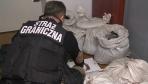 Handel narkotykami i przemyt bursztynu