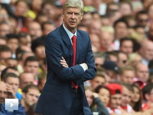 Wenger: presja jest coraz większa
