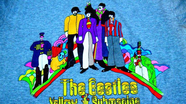 The Beatles Polska: Odrestaurowany film Yellow Submarine na Blu-Ray